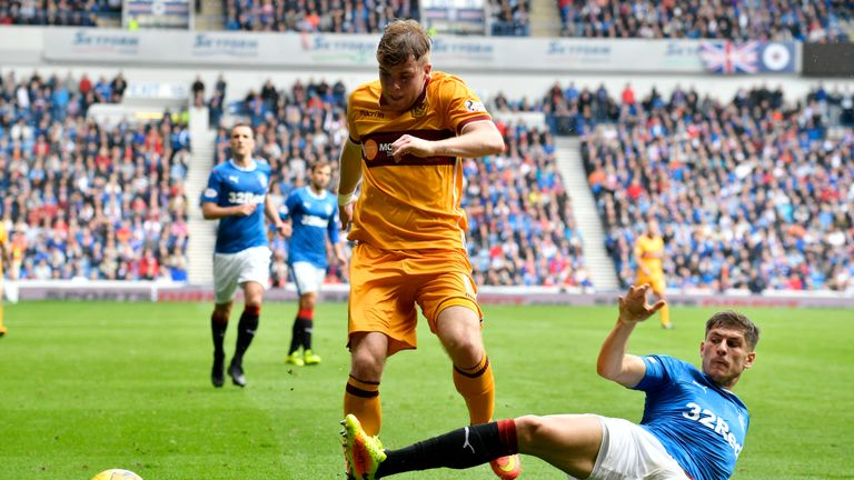 motherwell vs rangers - photo #43