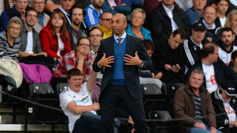Roberto Di Matteo has drawn his last two Sky Bet Championship games