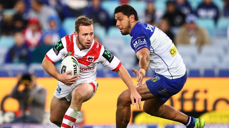 Adam Quinlan has been linked with a return to Super League