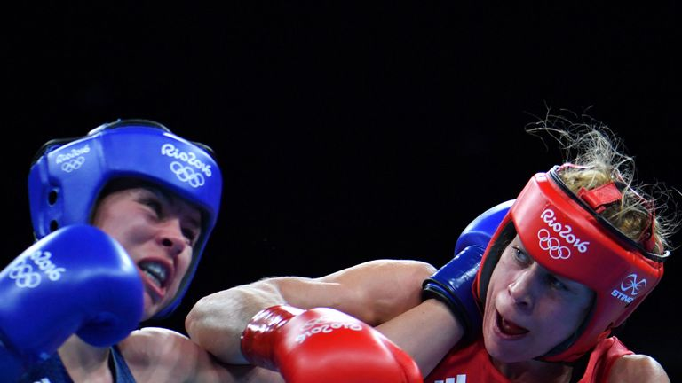 Savannah Marshall boxing record