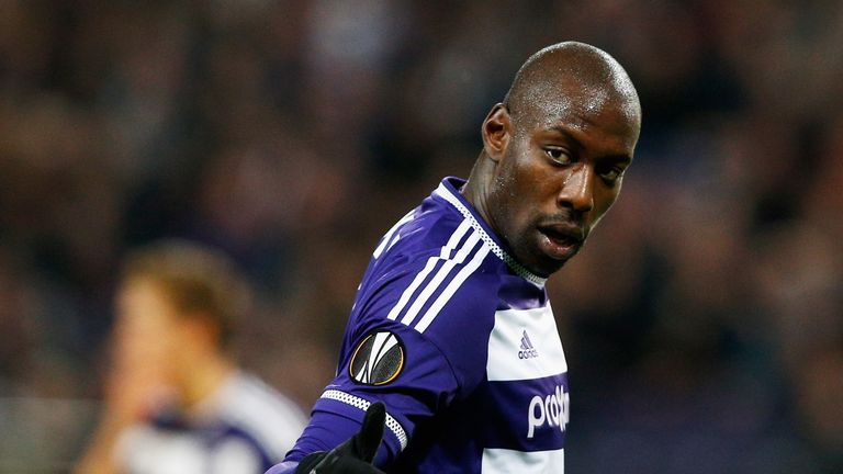 Stefano Okaka leaves Anderlecht for Watford