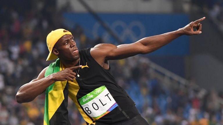 Usain Bolt aims to break own 200m world record at Rio ...