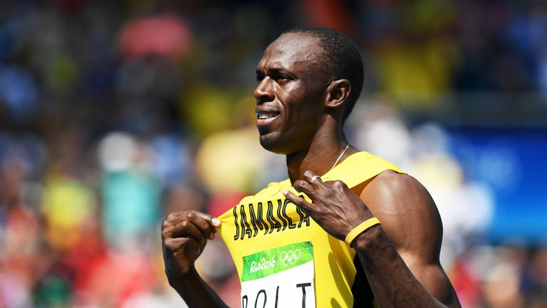 Usain Bolt Can Add Another Gold Medal At The Rio Games