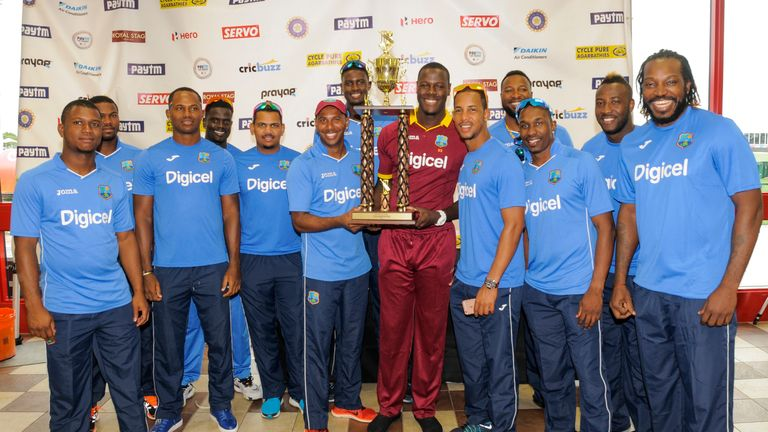 West Indies to play second T20 this evening