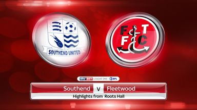 Southend 0-2 Fleetwood