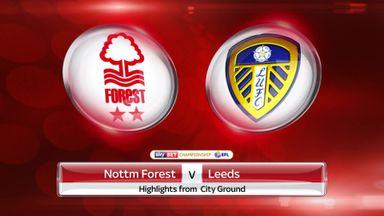 Nottingham Forest 3-1 Leeds