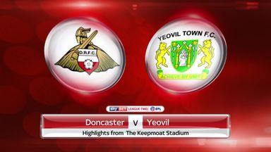 Doncaster 4-1 Yeovil