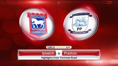 Ipswich 1-0 Preston