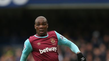 Angelo Ogbonna has been ruled out for the season