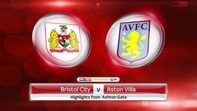 Bristol City 3-1 Aston Villa