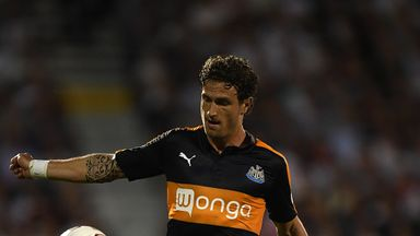 Daryl Janmaat cost Newcastle £5m from Feyenoord in 2014