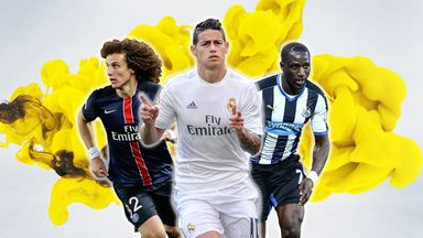 It's Deadline Day - and you can watch our live stream of Sky Sports News HQ to keep track of all the transfer news