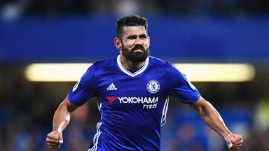 Diego Costa has been recalled by Spain after his flying start to the season