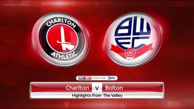 Charlton 1-1 Bolton