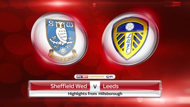Sheffield Wednesday 0-2 Leeds