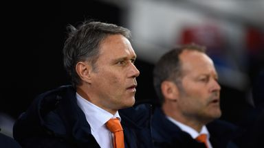 Marco van Basten is the current assistant manager of the Netherlands