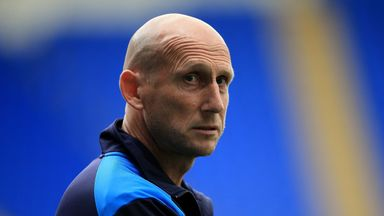 Jaap Stam's side picked up two injuries on Tuesday night