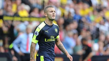 Jack Wilshere could be allowed to leave Arsenal on loan