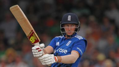 Joe Root's 89 off 108 deliveries pulled England through to victory at Lord's