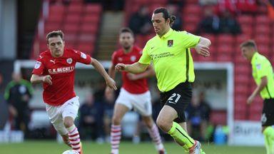 John-Joe O'Toole: Scored for Northampton