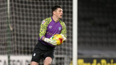 Keiren Westwood: Back problem could rule keeper out