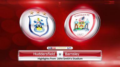 Huddersfield 2-1 Barnsley