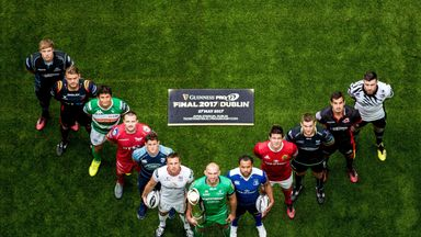 PRO12 season launch, 2016