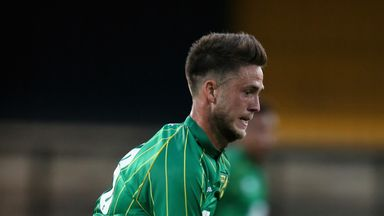 Ricky van Wolfswinkel scored his third goal in four games