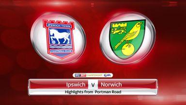 Ipswich 1-1 Norwich