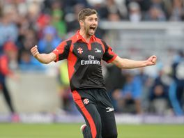 Mark Wood: Regularly bowling at over 90mph