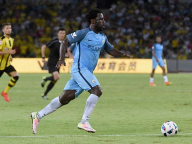 Wilfried Bony: Made the move to Stoke City