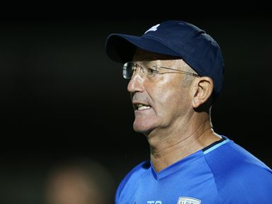Tony Pulis was impressed by his young West Brom stars