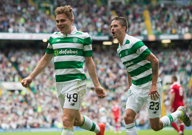 Image result for james forrest celtic