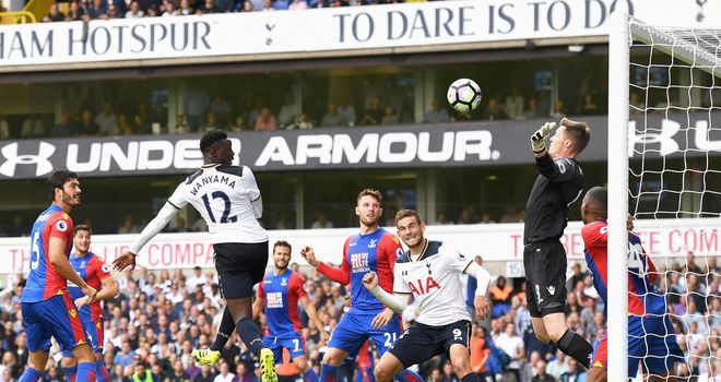 Spurs come from behind to batter Southampton