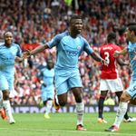 Manchester United 1-2 Manchester City: Kevin De Bruyne and Kelechi Iheanacho goals hand visitors win