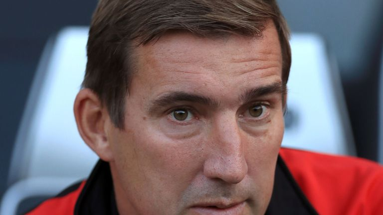 Alan Stubbs has left Rotherham after just 14 games in charge