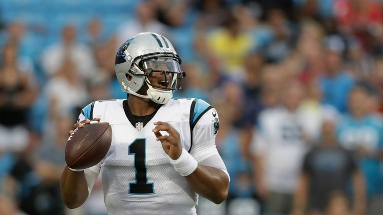 Cam Newton's agent compares Broncos game to Brett Favre and Bountygate