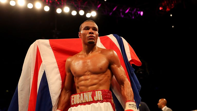 Chris Eubank Jr will earn a place in the draw if he defeats Arthur Abraham