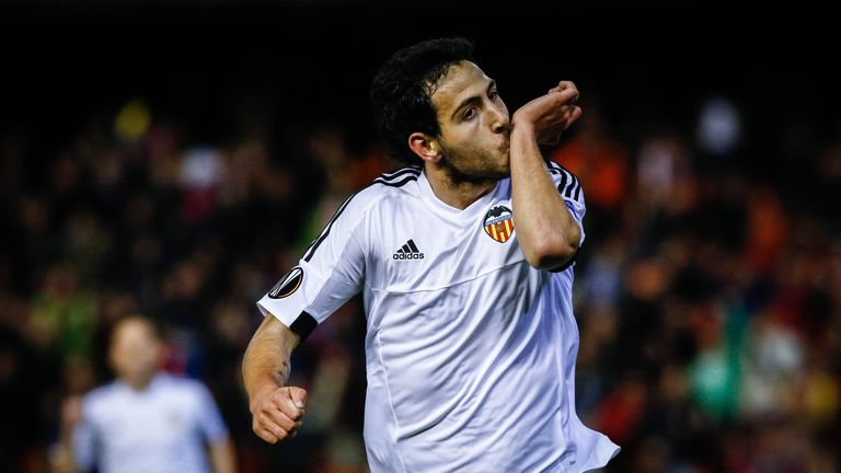 Dani Parejo's late penalty claimed all three points for Valencia