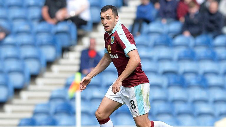 Dean Marney a doubt for Saturday's game against Stoke