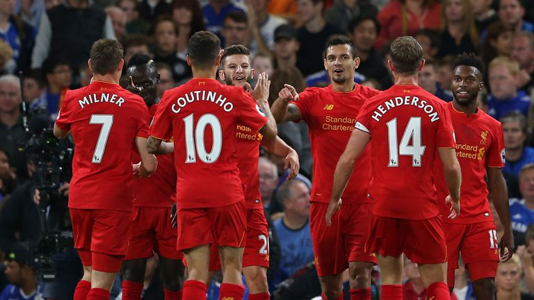 Defender Dejan Lovren has featured prominently for Liverpool this season
