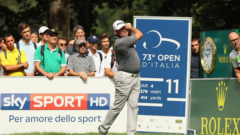 Paisley leads 2nd round of weather-delayed Italian Open