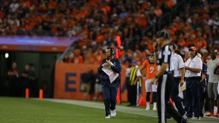 Safety Concerns After Newton's Helmet-to-Helmet Hits in Denver