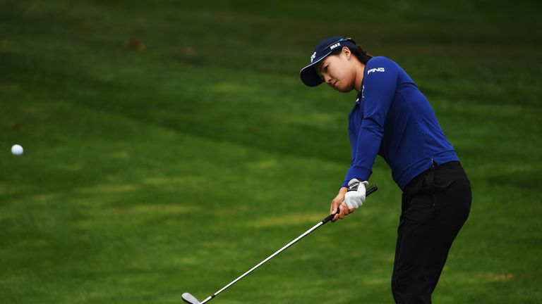 Chun In Gee moves two strokes ahead at Evian Championship