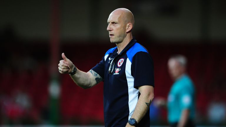 Stam's Reading are 15th in the table after five games played