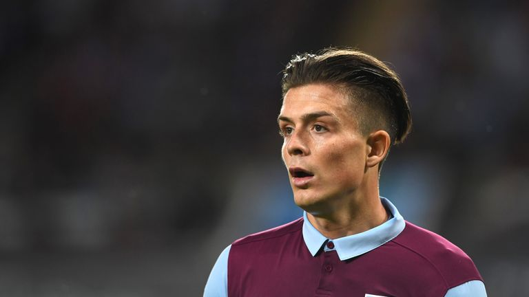 Aston Villa's Jack Grealish will miss three games after being charged with violent conduct