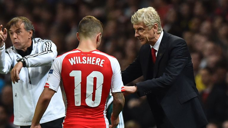 Wilshere signing a step into unknown, say Bournemouth