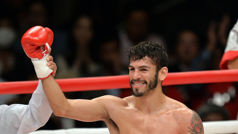 Jorge Linares is keen to down another British favourite
