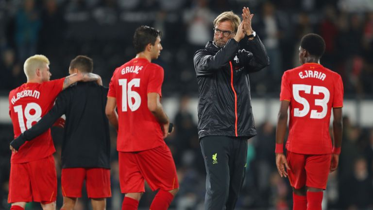 If Liverpool win it will be the third time since Jurgen Klopp arrived at the club they have achieved four consecutive victories