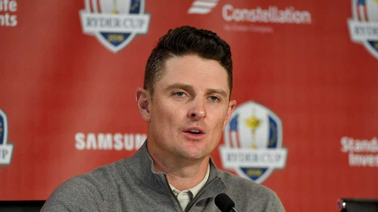 Rose and Stenson open Ryder Cup against Spieth and Reed